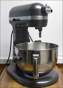 Bread Machine Digest Kitchenaid Professional 600 Stand Mixer Review