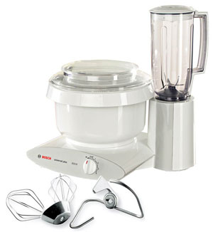 Superbe Bosch Universal Plus Mixer Review