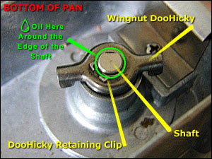 Bread Machine parts to maintain